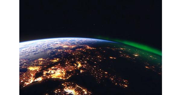 Comment utiliser l'atmosphère terrestre comme lentille grossissante d'un télescope ?