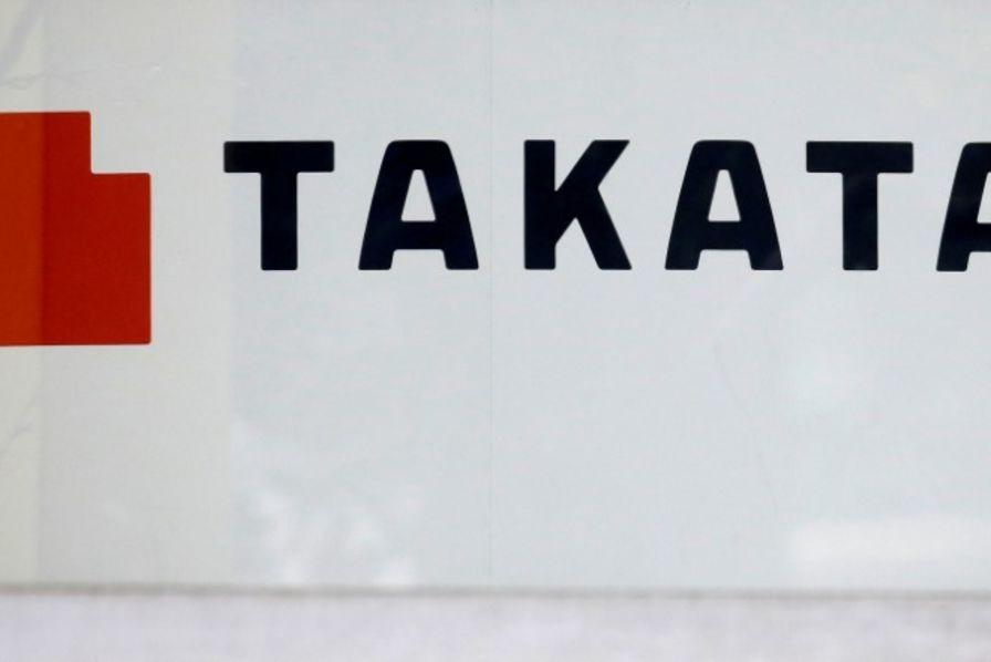 takata proche du d p t de bilan apr s le scandale des airbags d fectueux l 39 usine auto. Black Bedroom Furniture Sets. Home Design Ideas