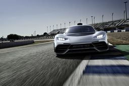 [Vidéo] La Mercedes AMG Project One fait le show au salon automobile de Francfort