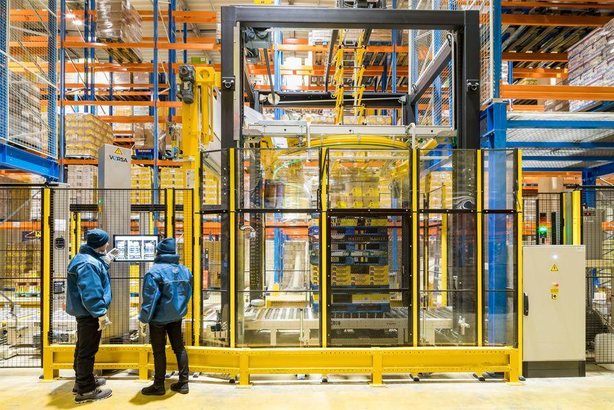 Le groupe stef renforce ses installations au sud de l le de france quotidien des usines - Cabinet de recrutement seine et marne ...