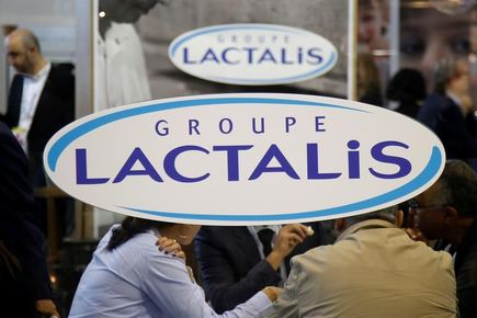 Lactalis a pris des dispositions
