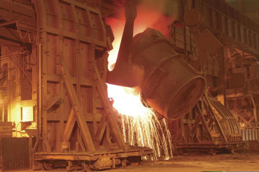 Thyssenkrupp Et Tata Steel Fusionnent Leurs P 244 Les Acier En