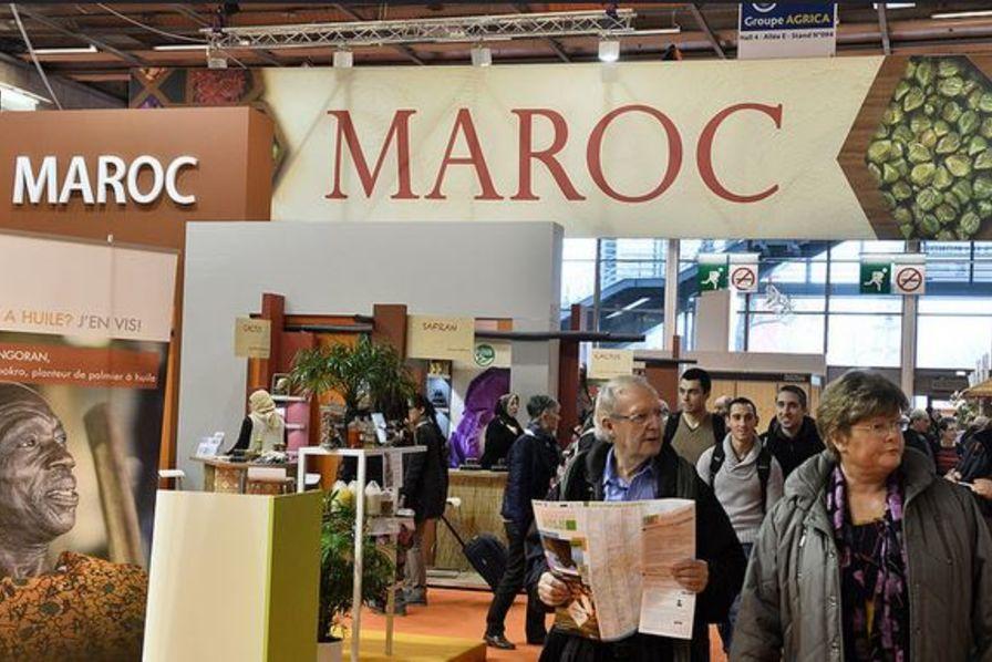 Le maroc opte pour la continuit et le terroir au salon de l 39 agriculture paris l 39 usine maroc - Consulat du maroc porte de versailles ...