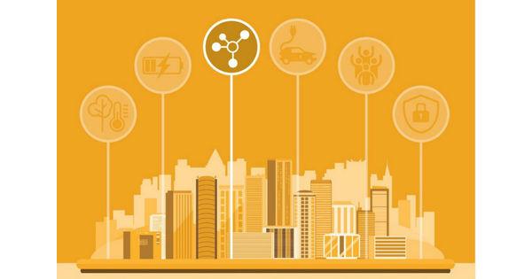 Les (futures) villes connectées: le malheur est dans le soft… - Rodolphe Krawczyk