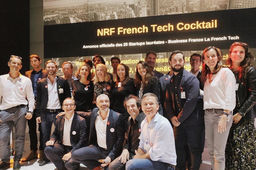 NRF 2019 : Business France dévoile les 20 start-up du pavillon French Tech