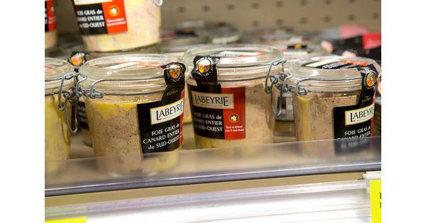 Le foie gras français affichera son origine