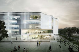 A quoi ressemblera le futur Learning Center de Paris-Saclay ?