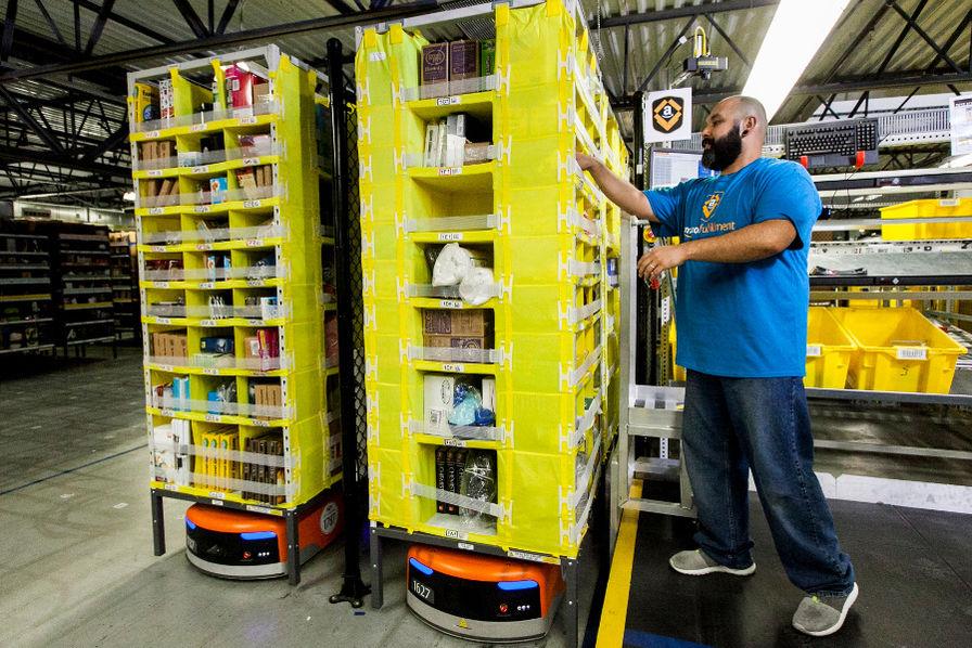 Amazon annonce l ouverture d un sixième centre de logistique à Brétigny-sur fd294a1f4f7f