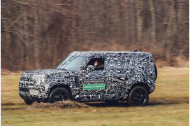 [Vidéo] Le Land Rover Defender ouvre le bal au Goodwood Festival of speed