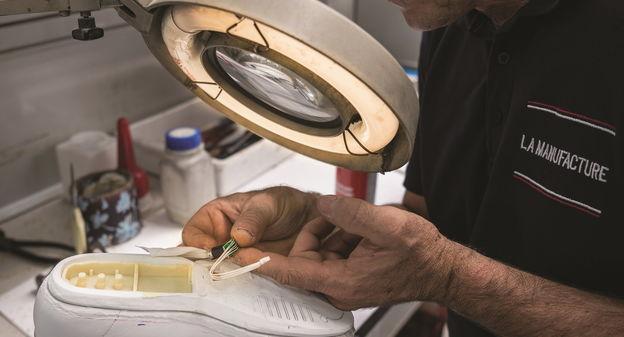 [Le réveil du textile en Pays de la Loire - La chaussure prend la voie verte] - Usine Nouvelle