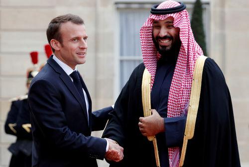 Une plainte contre Mohammad ben Salmane déposée en France