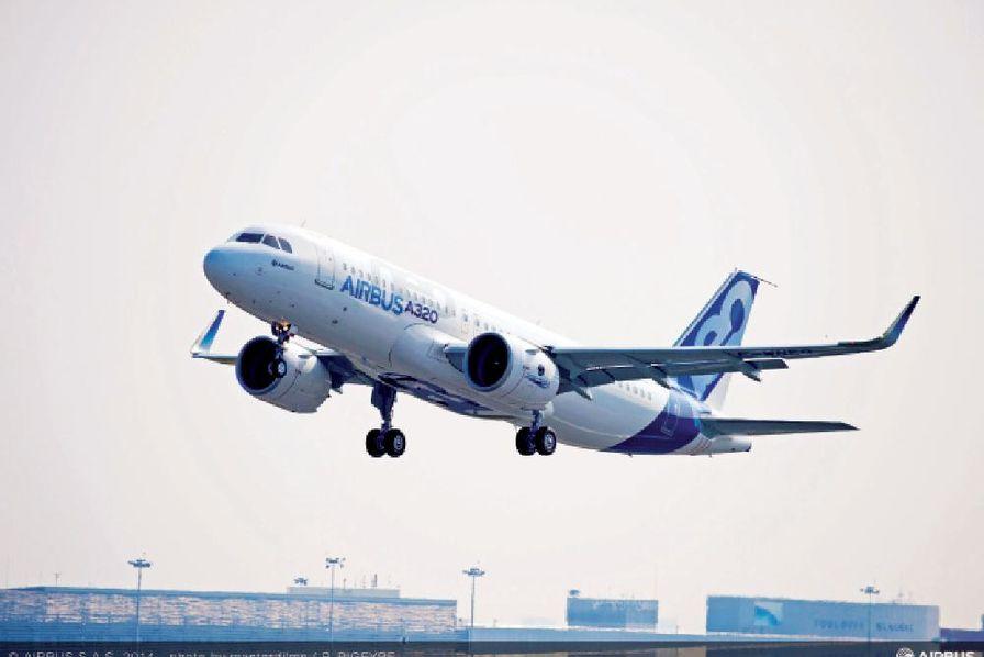 Commande record ? Airbus pourrait vendre 100 A320 pour 9 milliards