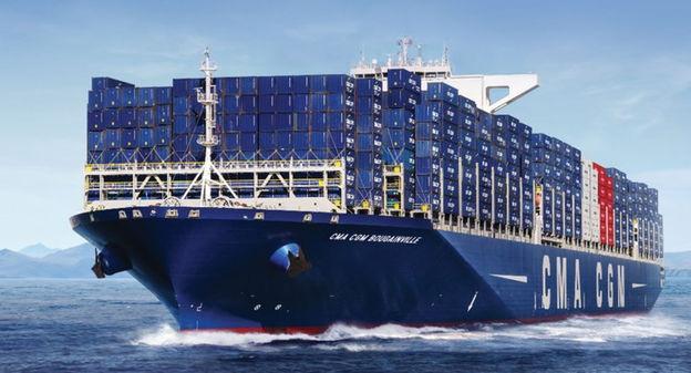 [Dans le transport maritime, le prix des conteneurs a quadruplé] - Usine Nouvelle