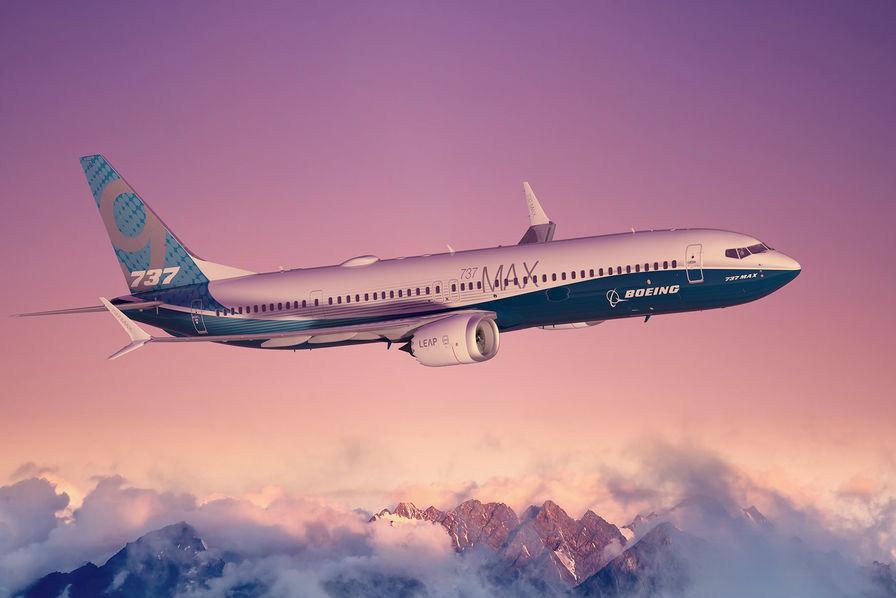 Boeing a livré un nombre record d'avions en 2017