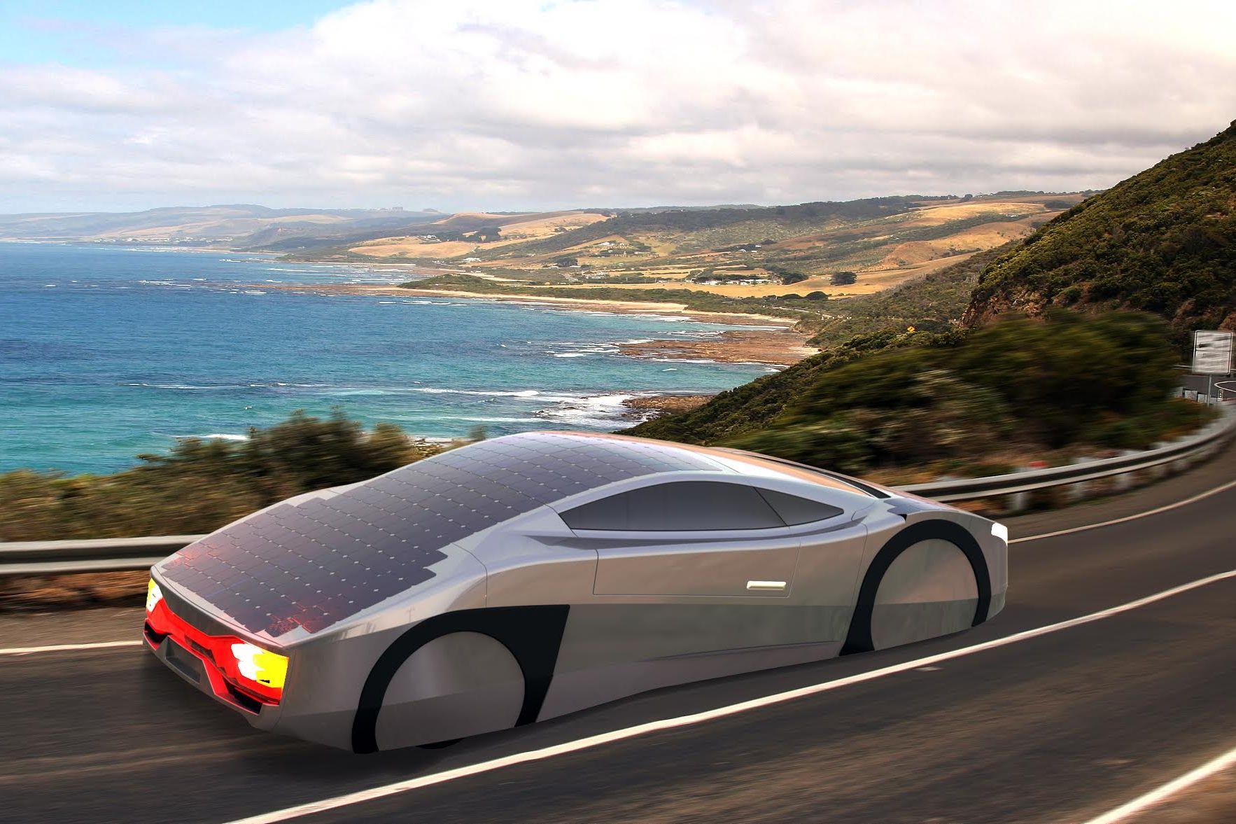 Voiture lectrique auto rechargeable vers l infini et au for Construire sa voiture