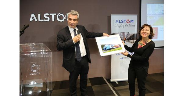 La région Occitanie veut être la première à utiliser les TER à hydrogène d'Alstom