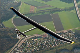 Solar Impulse, l'avion sans carburant