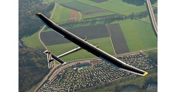 Du smartphone aux vérins auto, comment Solvay innove grâce à Solar Impulse - Aéronautique