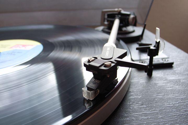 Machine pour vinyle
