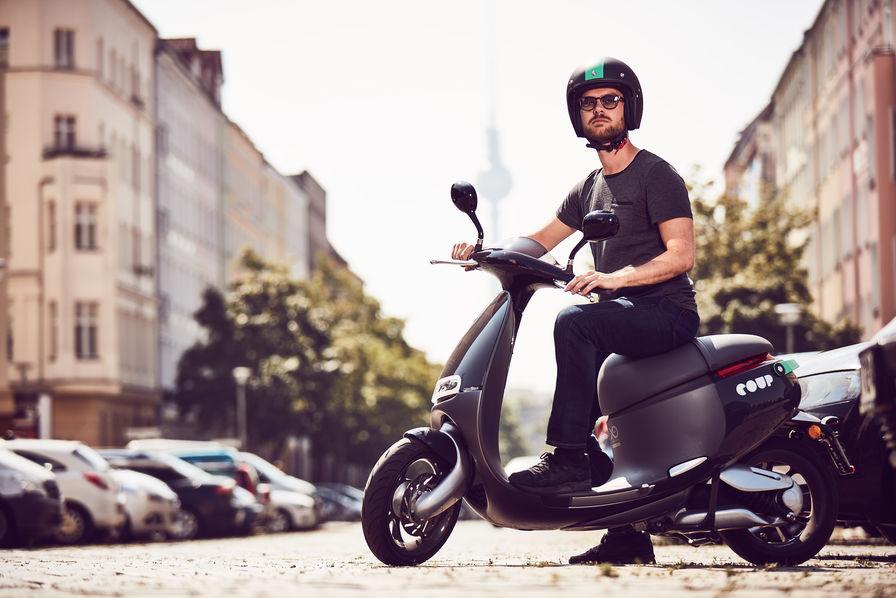 bosch va d ployer une flotte de 600 scooters en libre service paris l 39 usine auto. Black Bedroom Furniture Sets. Home Design Ideas
