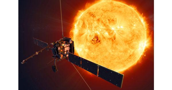 Cinq questions sur la mission Solar Orbiter menée par l'Agence spatiale européenne et la NASA - L'Usine Aéro