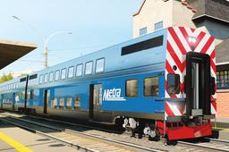 Alstom décroche une commande de 200 trains à Chicago