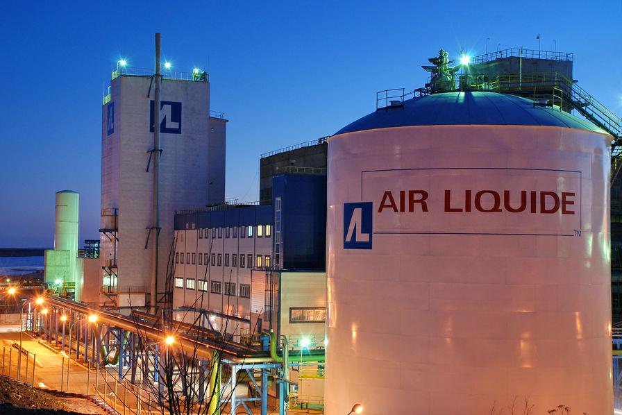 Hausse de 5% du bénéfice net annuel — Air Liquide