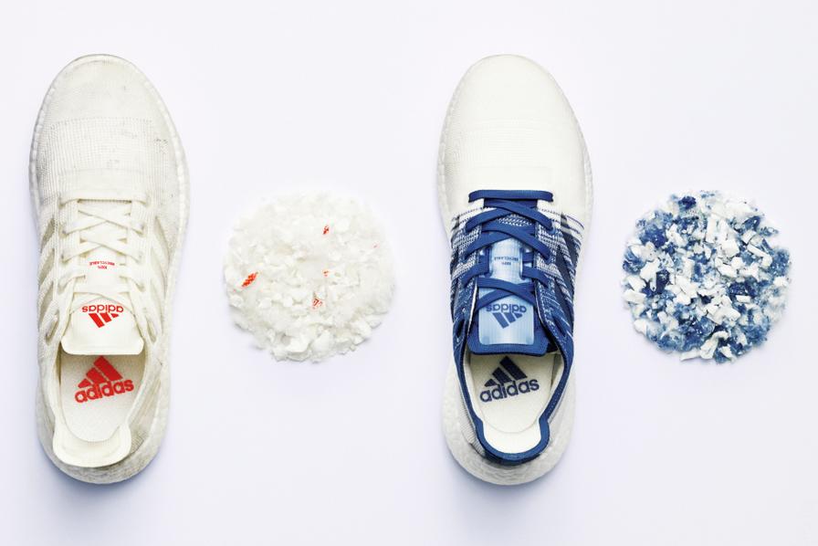 Des chaussures 100% recyclables chez Adidas L'usine durable