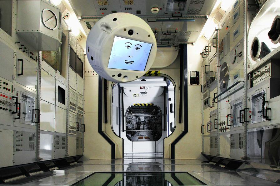 Cimon, un assistant digital sur l'ISS en juin 2018 Cimon-assistant-digital-dote-de-l-ia-watson