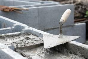 Ciment et parpaings