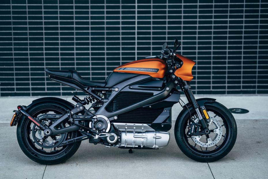 L'Usine Auto: En images] LiveWire, la première moto 100% électrique d'Harley-Davidson
