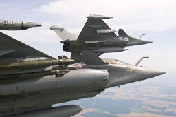 Bourget 2015 : Les missiles air-sol AASM Hammer équiperont les Rafale égyptiens