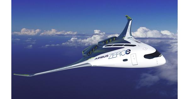 [Les 50 de l'hydrogène] Airbus sort du bois avec trois projets d'avions hydrogène
