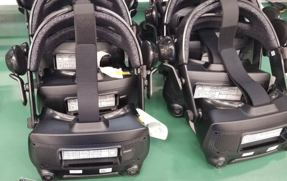 Valve lève un coin de voile sur son propre casque VR
