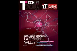 [Tech Tour] Les secrets de la French Valley de l'intelligence artificielle
