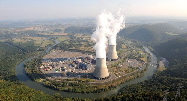 EDF recharge en combustible une unité de la centrale nucléaire de Chooz
