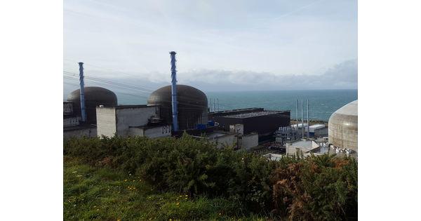 Pourquoi EDF active son plan pandémie à Flamanville - L'Usine Energie