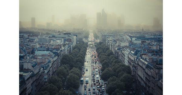 [Mondial de l'Auto] Valeo mesure la qualité de l'air dans les rues de Paris