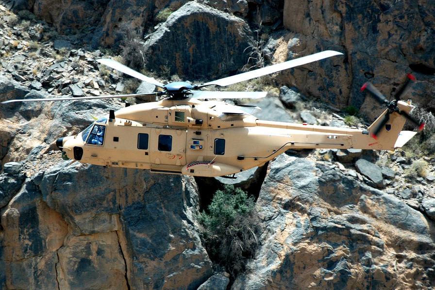 Le Qatar s'offre 28 hélicoptères militaires pour 3 milliards d'euros