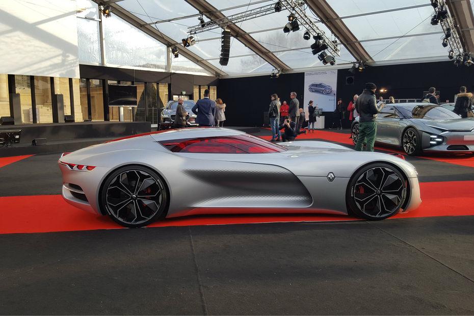 En Images Aston Martin Am Rb 001 Ou Renault Trezor Nos Coups De Coeur De L 39 Exposition Concept