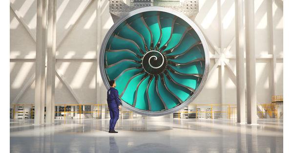 [Vidéo] Rolls-Royce développe le futur plus gros réacteur d'avion du monde - L'Usine Aéro