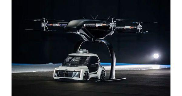 Audi abandonne Pop.Up Next, son projet de taxi volant autonome conçu avec Airbus