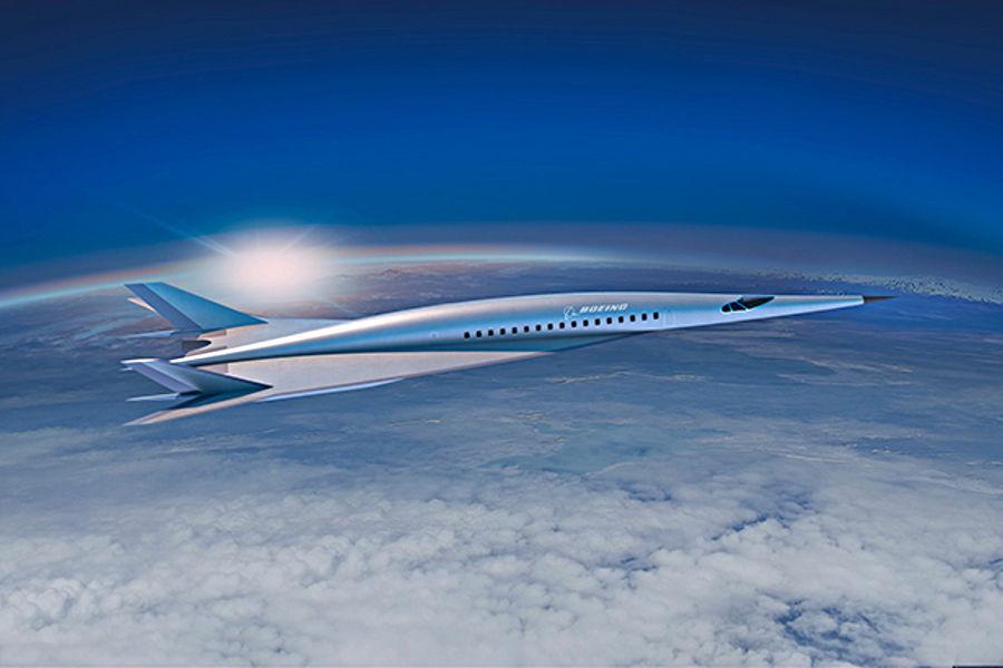Londres-New York en 2h avec l'avion hypersonique de Boeing