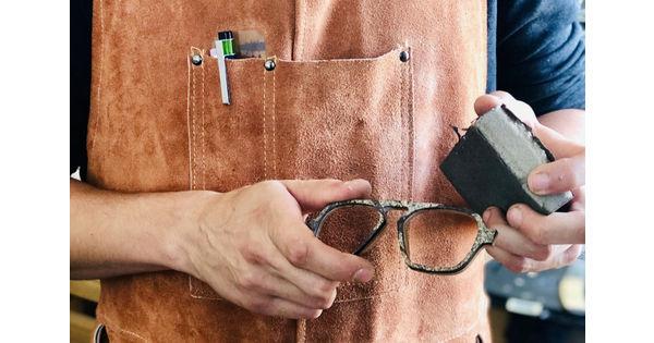[L'industrie c'est fou] 100% Made in France, ces lunettes sont fabriquées en bois et en pierre
