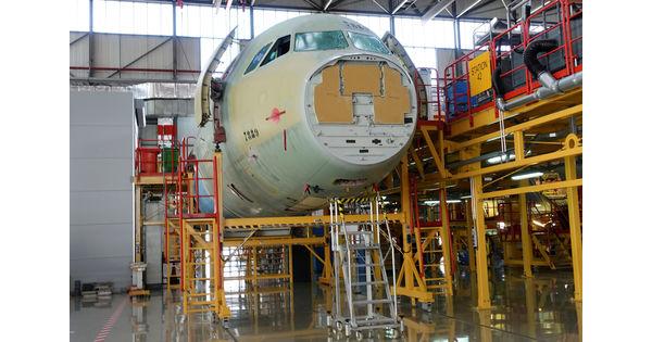 Coronavirus: Airbus autorisé à relancer l'activité de son usine à Tianjin - Infos Reuters