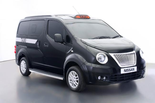 Fabuleux Nissan réinvente les taxis londoniens - L'Usine Auto NF91