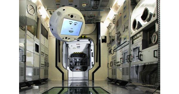 [En images] Cimon 2, le nouveau robot d'Airbus en route vers la station spatiale internationale