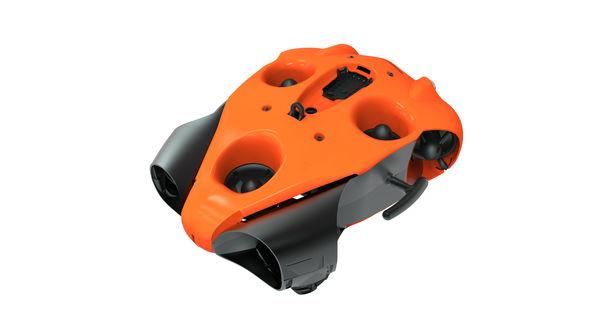 CMA CGM recrute le drone sous-marin de Notilo Plus