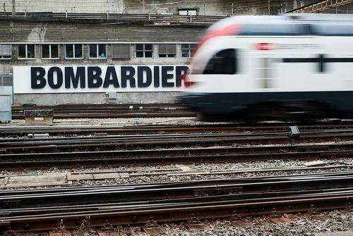 Trains ferroviaires : Alstom va s'offrir Bombardier pour 6 milliards