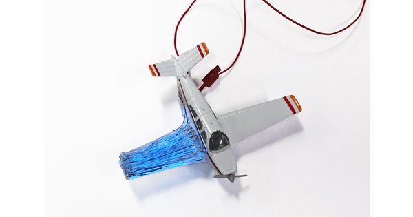 Une méthode pour imprimer de l'électronique en 3D
